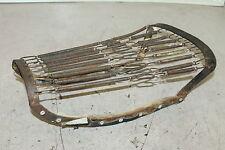 66-67 Sears Gilera 106 SS Seat Pan Springs Frame Saddle