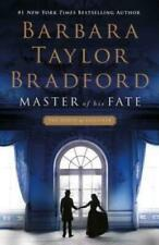 The House of Falconer Ser.: Master of His Fate by Barbara Taylor Bradford (2018, Hardcover)