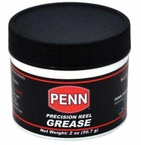 Penn Precision Bulk Reel Grease 2oz For Multiplier reel Fixed spool reel