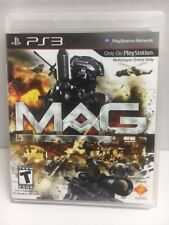 MAG Playstations 3 PS3 Video Game