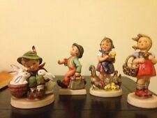 Hummel Goebel - 4 Figurines