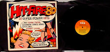 1980 HIT FIRE RARE AUSTRIA PRESSING COMPILATION LP WITH FRANK ZAPPA SANTANA STYX
