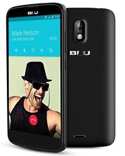 BLU Studio G D790u Unlocked GSM Quad-Core HSPA+ Android Lollipop Phone - Black