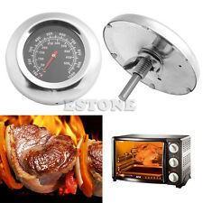 50-500℃ Bbq Meat Thermometer Kitchen Oven Grill Temperature Gauge 100~1000℉ New