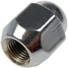 Wheel Lug Nut Dorman 611-114  Chrome       PRICE IS FOR 2 LUG NUTS