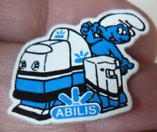 PIN'S ABILIS BD SCHTROUMPFS