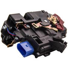 para VW TOUAREG TOURAN DOOR LOCK MECHANISM MOTOR ACTUATOR FRONT LEFT 3D1837015