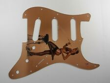 "Fender Stratocaster®  Pick Guard- 2124 Customs  "" Salute"""