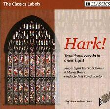 Tom Appleton, Kings - Hark Traditional Carols in a New Light [New CD]