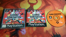 GLOBAL DOMINATION PLAYSTATION PSX ENVÍO 24/48H COMBINED SHIPPING