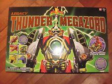 Power Rangers Legacy THUNDER MEGAZORD Bandai #97401 NEW