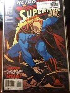 SUPERMAN RETRO ACTIVE 1 LOUISE SIMONSON