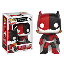 DC Comics Superhéroes¡ POP! FIGURA DE VINILO - Harley Quinn AS Batgirl impostor