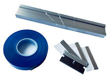 More details for 1/2 inch tape splicing block + 4 splice blades + splicing tape