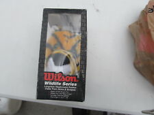 Wilson Wildlife Series Tiger Golf Club Head cover IN PACKAGE