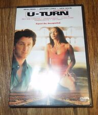 U-Turn (DVD, 1998, English, French and Spanish Subtitles) *****BRAND NEW*****