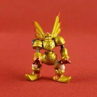 "Vintage 2000 Bandai Digimon 2"" Gold Rapidmon Figure"