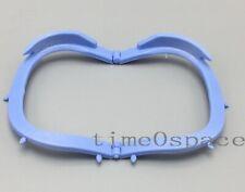 Dental Frame Hager for Rubber Dam Sheet Light Foldable X-Ray Film Bracket Blue