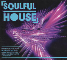 SOULFUL HOUSE - 2 CDs - Digipack