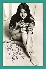 JENNIFER CHRISTIE   Sängerin   Original-Autogramm auf Postkarte