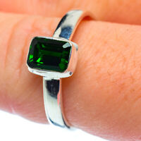 Chrome Diopside 925 Sterling Silver Ring Size 9 Ana Co Jewelry R37766F