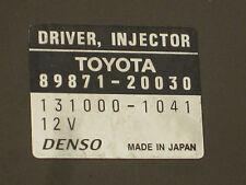 TOYOTA LAND CRUISER 3.0 D4D Steuergerät Driver Injektor  89871-20030 131000-1041