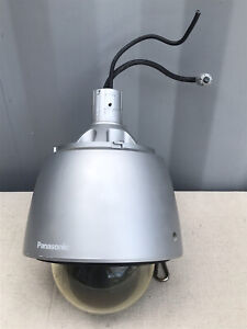 Panasonic WV-SW395A i-PRO Super Dynamic Dome Network Camera Parts Only