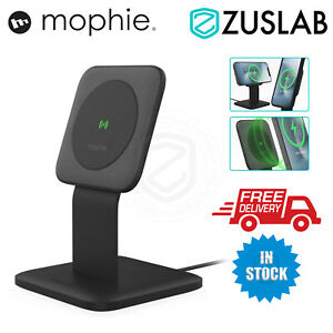 Mophie Snap Wireless Charging Stand 15W Black