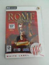 Rome: Total War (PC: Windows, 2004) - US Version