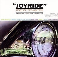 Stanley Turrentine : Joyride CD
