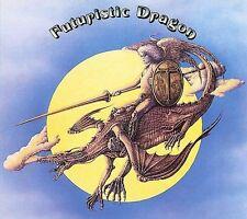 Futuristic Dragon [Expanded Edition] [Digipak] by T. Rex (CD, Jan-2006, 2 Discs,