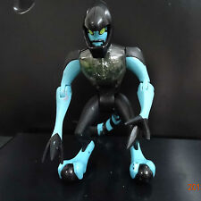 "BANDAI Ben 10 XLR8 action figure 5"" old lost a little color #SSD3"