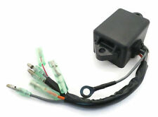 New CDI IGNITION COIL / MODULE for Yamaha E40 40J 40 HP 2 Stroke Outboar Motor