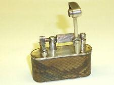 DUNHILL (Combo) Vintage Pocket Petrol Lighter - 1929-SWITZERLAND-VERY RARE