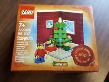 LEGO 3300020 CHRISTMAS TREE SCENE LIMITED EDITION 2011 HOLIDAY SET(NISB)WINTER