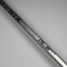 """STX Stallion 9075 Lax Attack/Middie Lacrosse Shaft 30"""" - Silver (NEW) Lists@$70"""