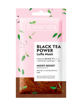 BIELENDA 2in1 MOISTURIZING BLACK TEA MASK