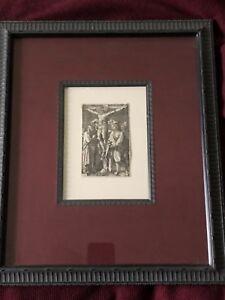 17TH C. DÜRER ENGRAVED PASSION OF JÉSUS CHRIST 1511 A LATER IMPRESSION DÜRER