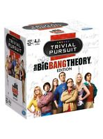 THE BIG BANG THEORY TRIVIAL PURSUIT BITE SIZE GAME - OVER 600 QUESTIONS