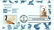 #2334 Canada Goose Dome FDC (21619872334001)