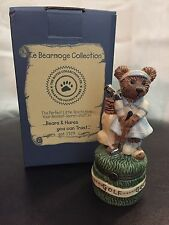 boyds collection babe zebearus fore golfer