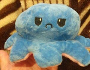 Toy Octopus Plushie
