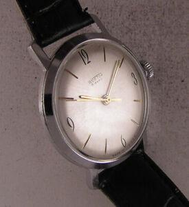 GREAT CONDITION Fully Serviced Hi-Grade 18 J. Slim WOSTOK 1960 CCCP Wrist Watch