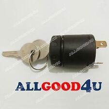 Ignition Switch 7915492601 W/ 2 keys For Linde Forklift 633
