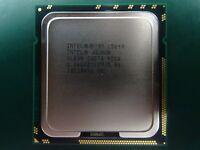 2 x Intel Xeon Processor CPU SLBV8 L5640 12M Cache 2.26GHz 6 Core 5.86GT/s 60w