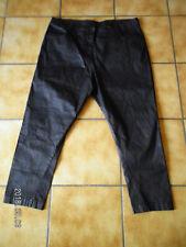 Rundholz DIP,Hose,Gr.XL,schwarz,beschichtet,Lagenlook,Traumteil