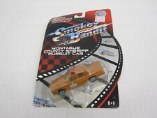 1:64 Montague County Sheriff Car Smokey and the Bandit Racing Champion Diecast