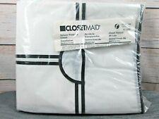 NEW ClosetMaid Deluxe Portable Closet Zipper Closure Wardrobe COVER ONLY #1095