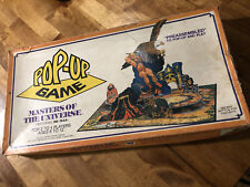 1982 Masters of the Universe Pop-Up Board Game He-Man Whitman Pre-Owned