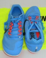 NIKE race ZOOM RIVAL D track SPIKES sz 10 Running Shoe xc Mens  907566-446